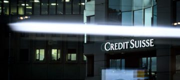 Credit Suisse back on track as second quarter profit soars