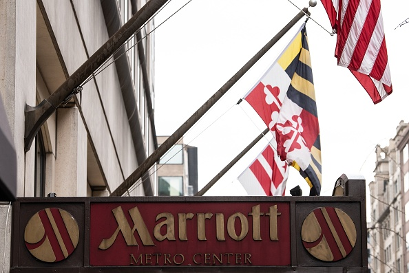 Marriott International to be fined £99m for data breach