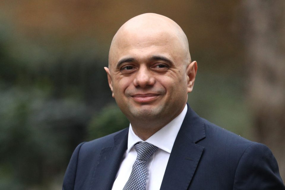Sajid Javid unveils extra £2bn to 'turbo-charge' no-deal Brexit preparations