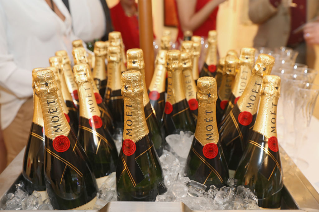 Kicking up a fizz: Aldi champagne advert banned after Tesco complaint