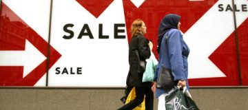Demand for retail property in London falls as sector's woes continue