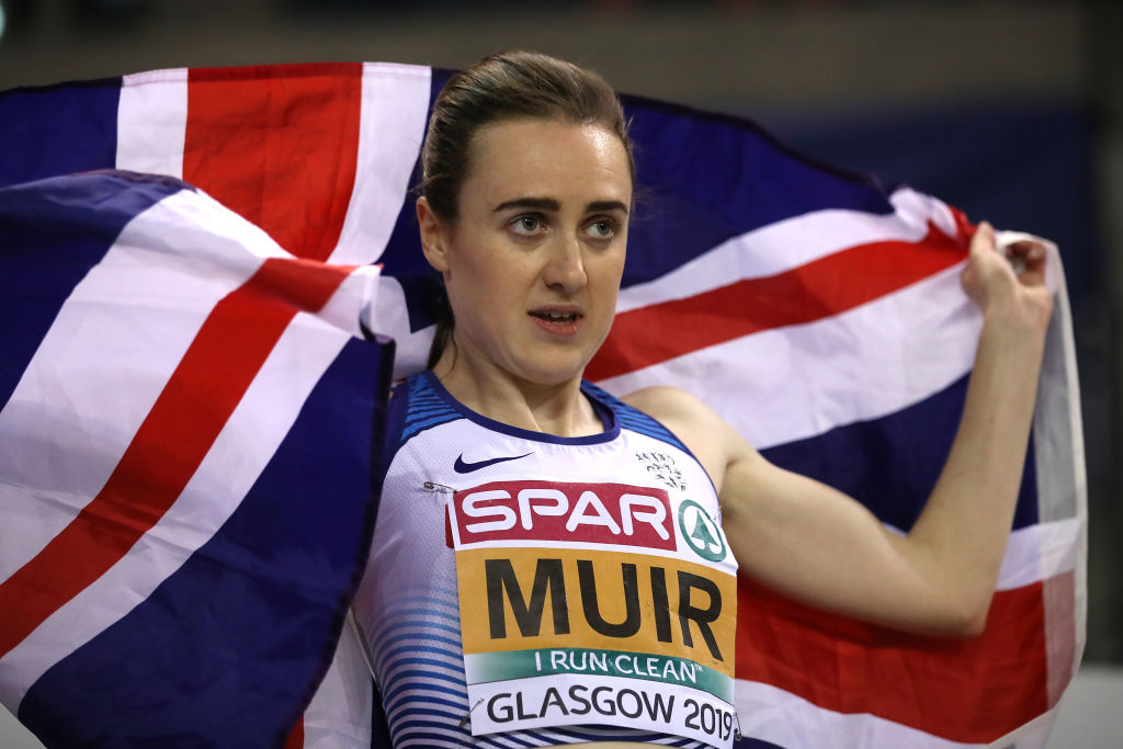 Laura Muir interview: Scottish star on her route into athletics, veterinary career and competing at London's Anniversary Games
