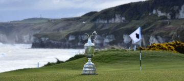 Northern Ireland set for £85m windfall as The Open arrives at Portrush