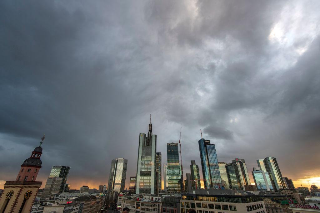 German investors grow gloomier over Iran and trade tensions