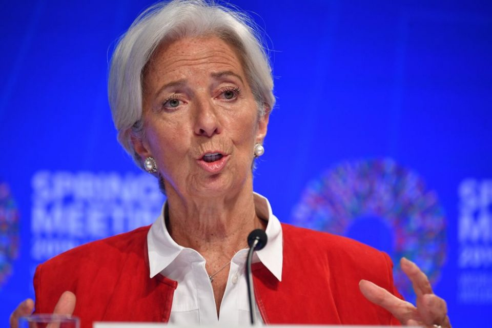 The right time for a novice? The City reacts to the ECB's newest president, Christine Lagarde