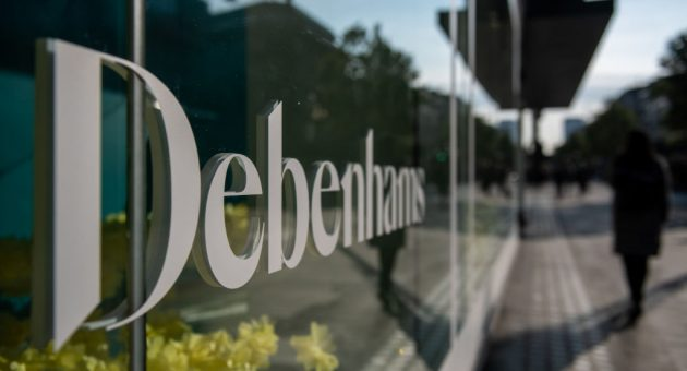 Debenhams axes 2,500 jobs in bid to cut costs after coronavirus lockdown
