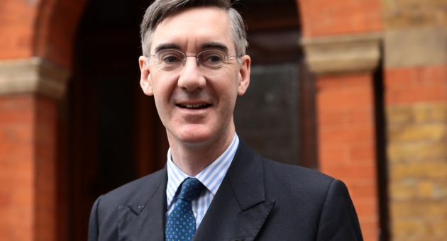 Philip Hammond says it is 'terrifying' Jacob Rees-Mogg is close to being in the next government