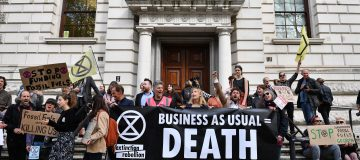 The Extinction Rebels seem to care more about capitalism than climate