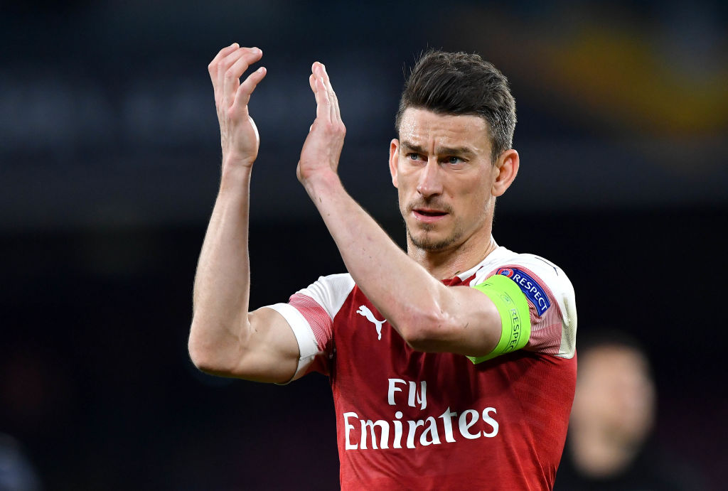 Laurent Koscielny: a pre-season protest that threatens to worsen the leadership void at Arsenal
