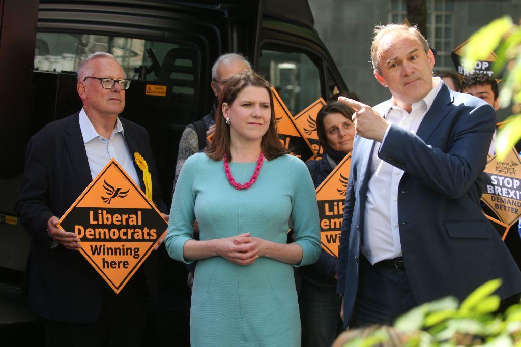 Jo Swinson or Sir Ed Davey to be named next Lib Dem leader