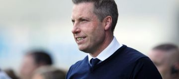 LONDON, ENGLAND - APRIL 19: Neil Harris, Manager of Millwall looks on prior to the Sky Bet Championship match between Millwall and Brentford at The Den on April 19, 2019 in London, England. (Photo by Warren Little/Getty Images)