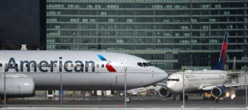 American Airlines to take $400m hit from Boeing 737 Max groundings