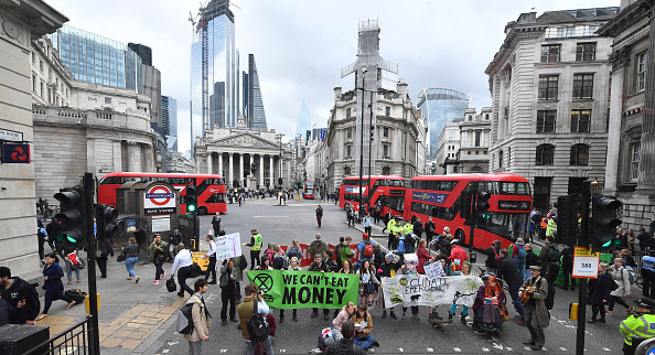 Extinction Rebellion threatens to gatecrash London Fashion Week in latest climate change protest