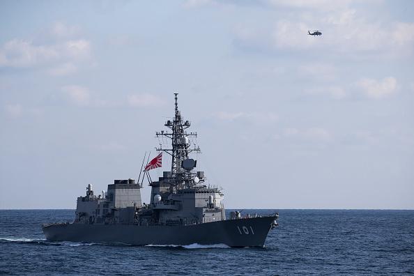 Royal Navy blocks Iran efforts 'to seize' British oil tanker