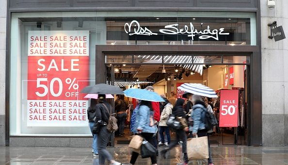 UK retail sales bounce back in June