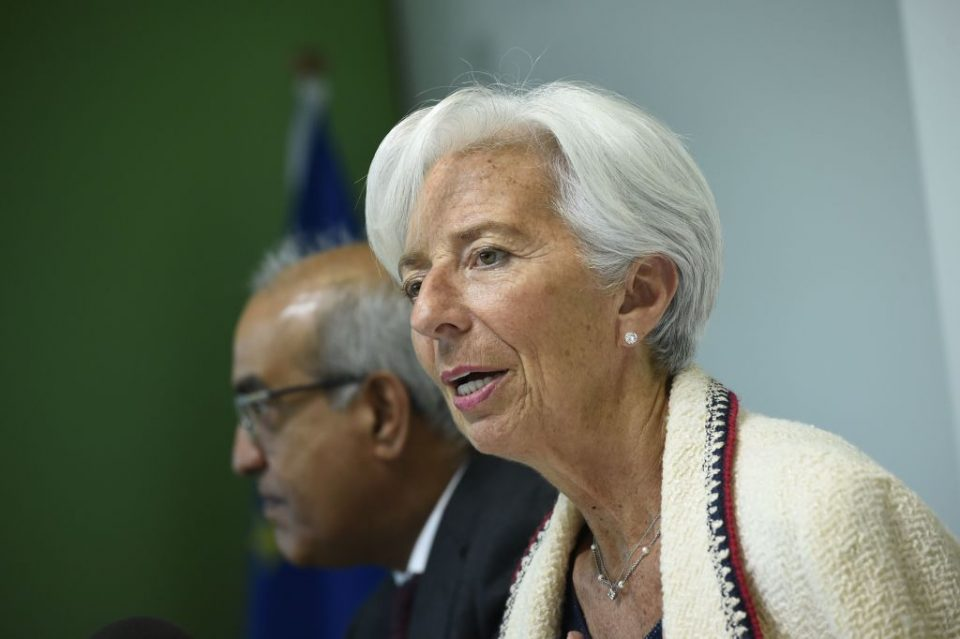 City economists warn Christine Lagarde poses 'credibility risk' as European Central Bank (ECB) chief