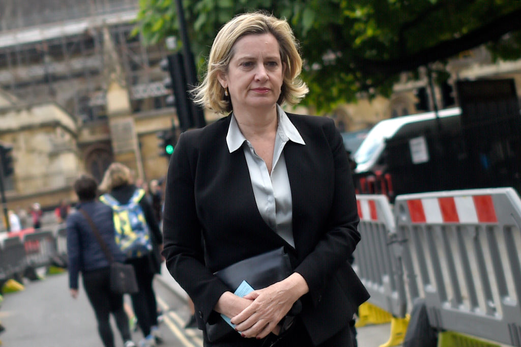 Rudd: I won't 'lie down in front of the bulldozers' of a no-deal Brexit