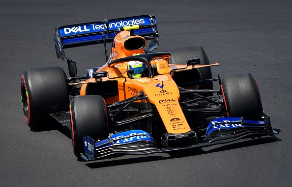 Lando Norris set for first F1 race at Silverstone