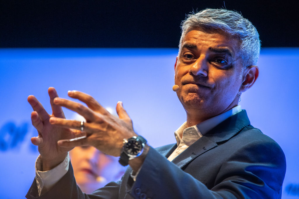 Sadiq Khan's approval ratings drop to lowest level ever amid knife crime crisis