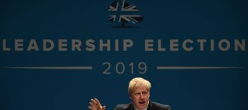 Johnson will demand EU talks over free trade says campaign chair