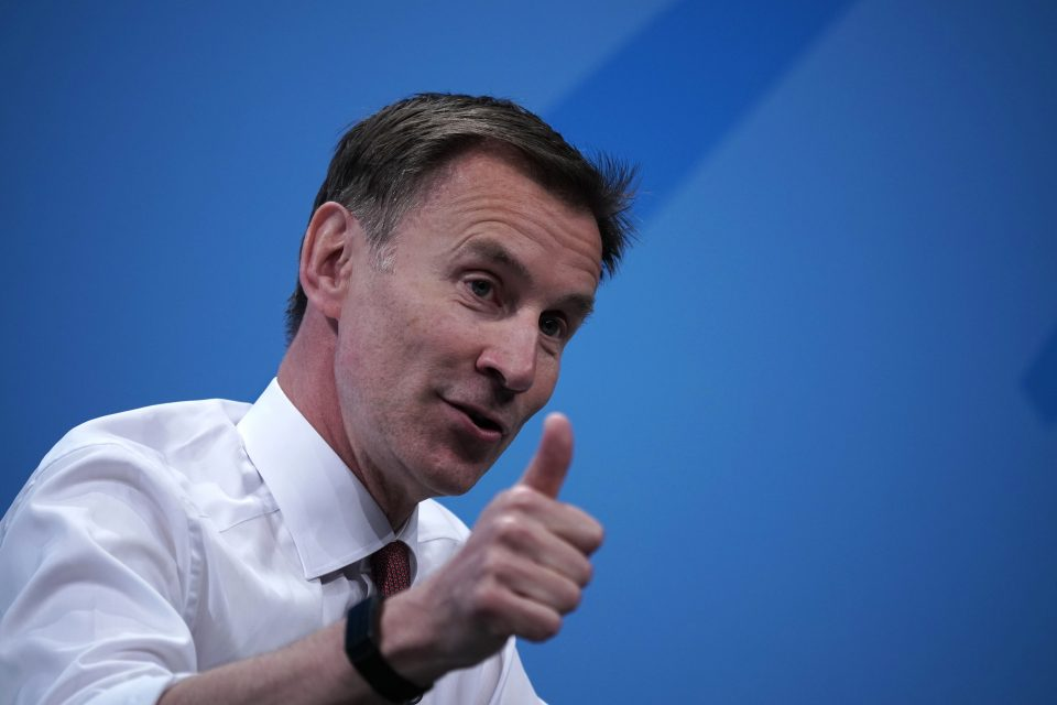 The government lost its bid to keep no-deal Brexit on the table in a vote Jeremy Hunt missed today