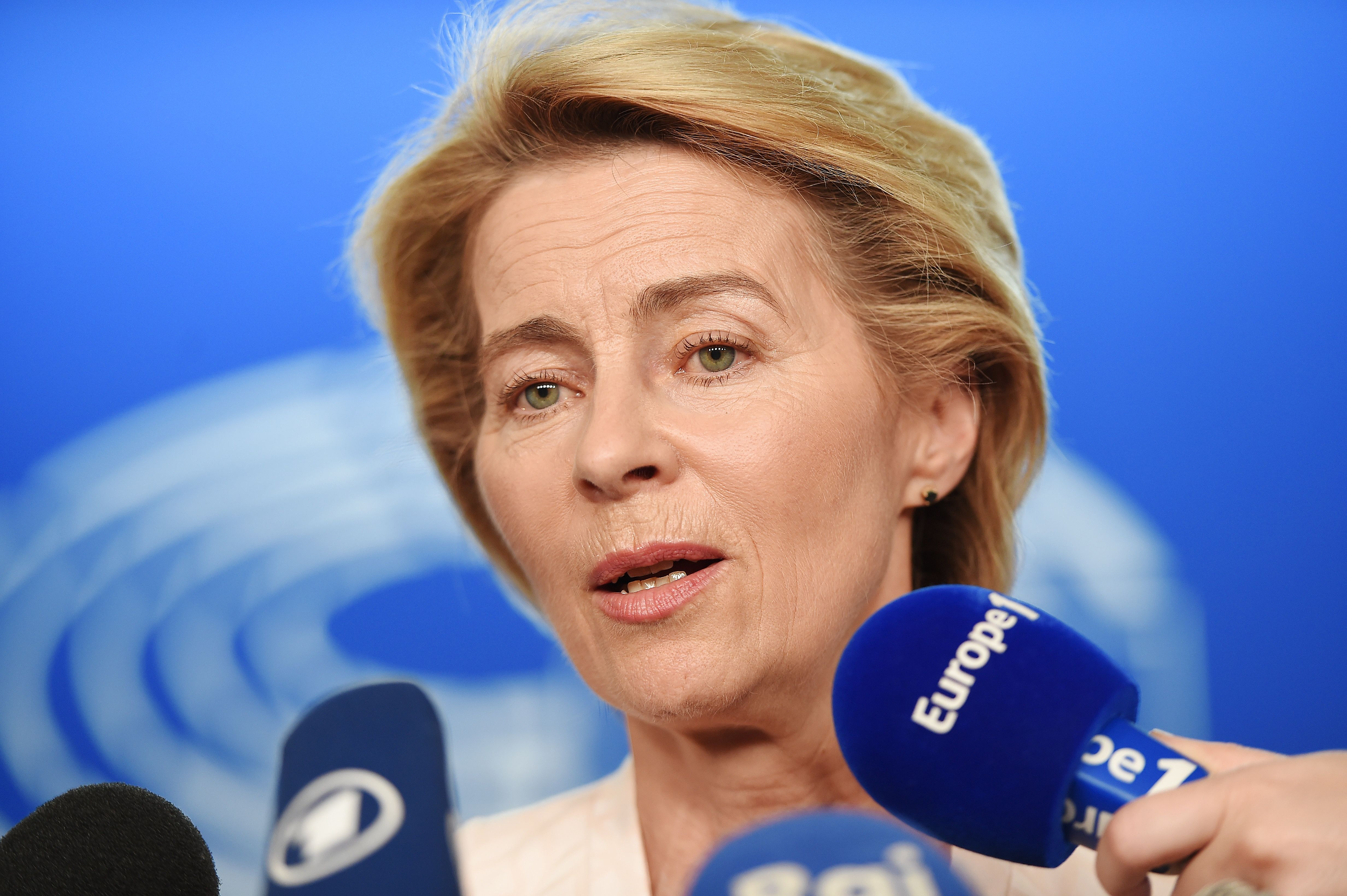 Ursula von der Leyen says EU is open to another Brexit delay
