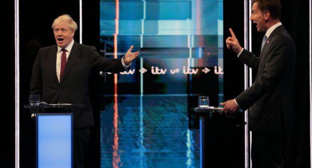DEBATE: Who should be the next Prime Minister, Boris Johnson or Jeremy Hunt?