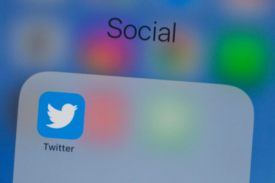 Twitter bans political ads