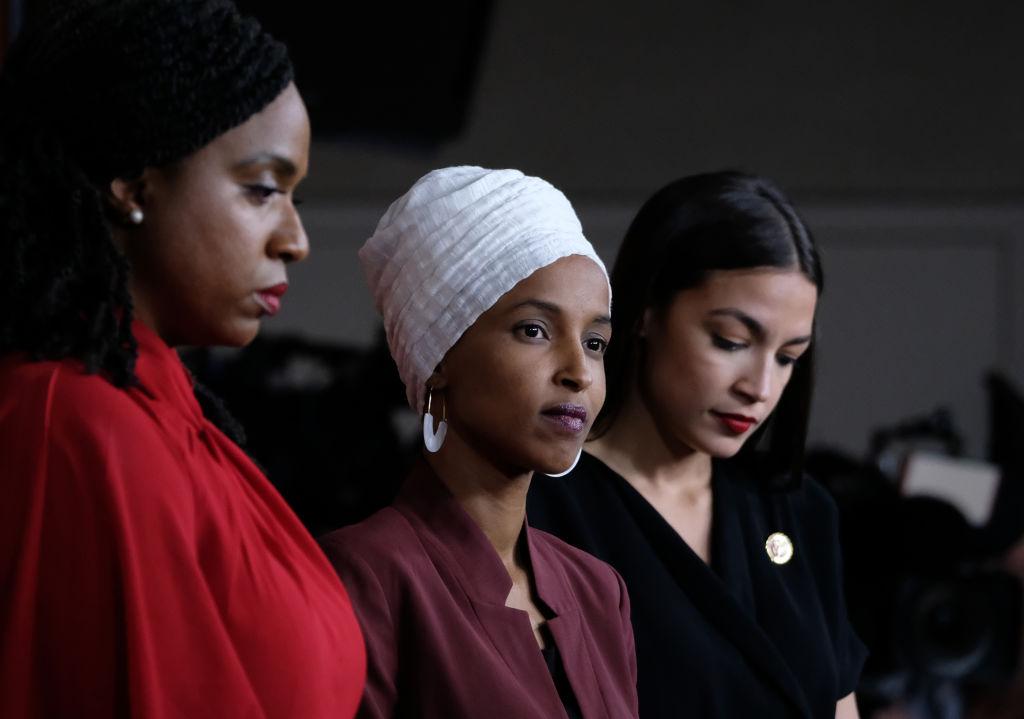 'Don't take the bait': Congresswomen slam 'racist' Trump tweets