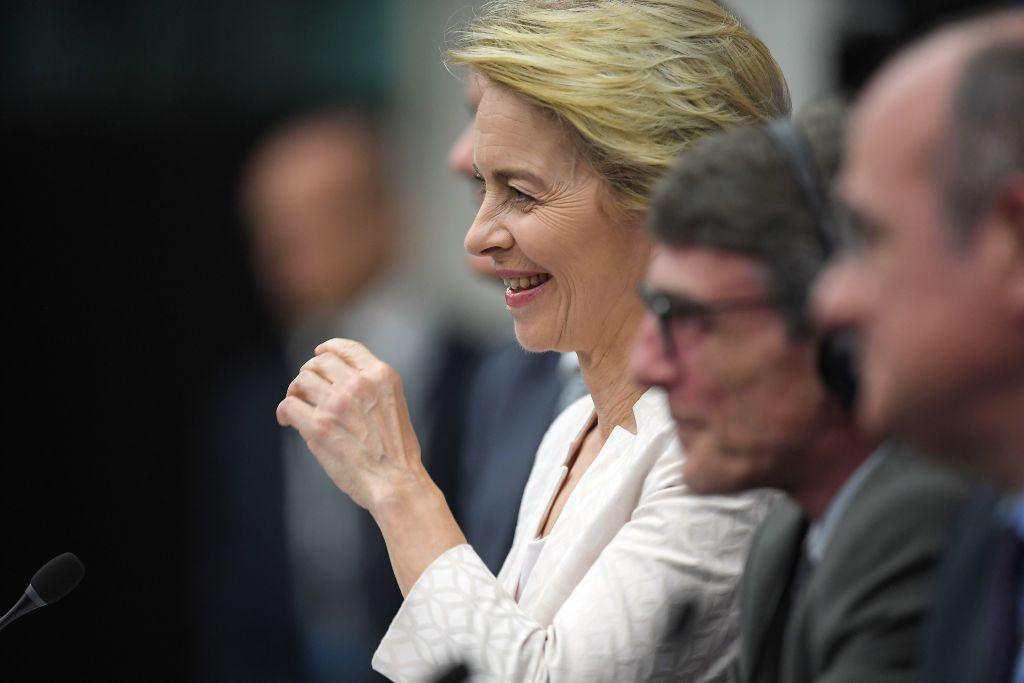 Von der Leyen gets top job at European Commission