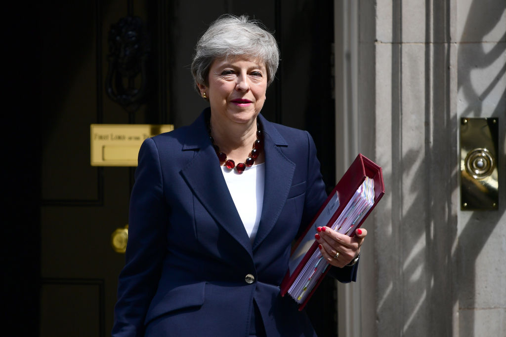 May goes not with a bang, but with a whimper
