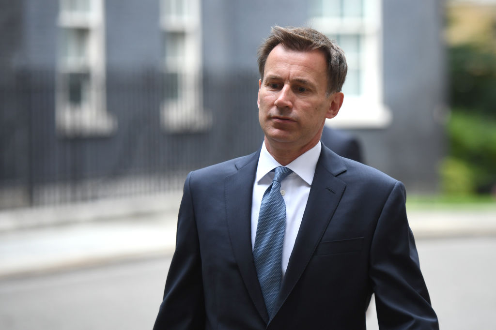 Iran guilty of piracy, Jeremy Hunt claims