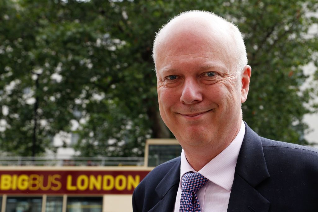 Farewell, Failing Grayling: Here are your five finest moments in office