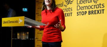 Jo Swinson is the new leader of the Liberal Democrats