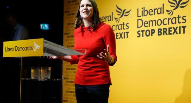 Jo Swinson elected leader of the Liberal Democrats