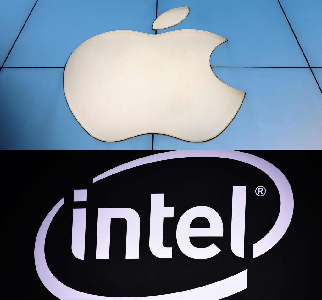 Apple in 'advanced talks' to buy Intel's smartphone chip business