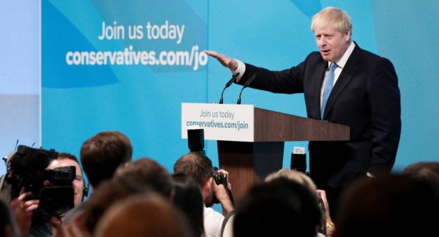 Boris Johnson wins race to be UK Prime Minister by a landslide