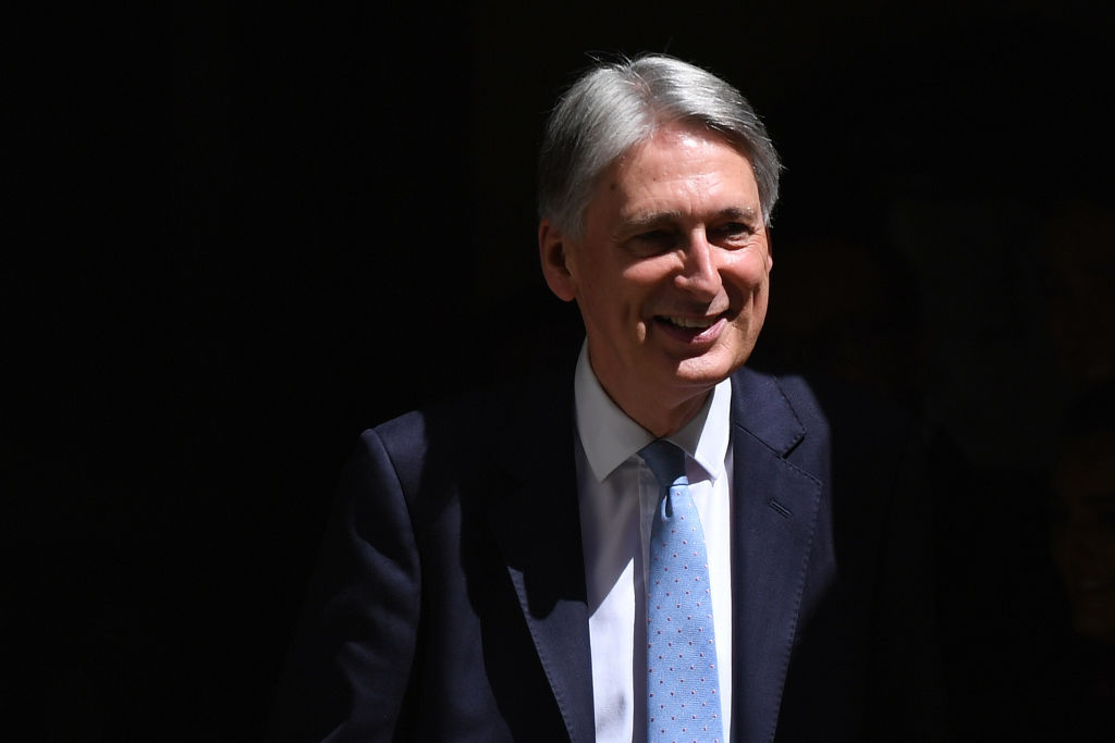 Philip Hammond rules out running for Treasury committee chair