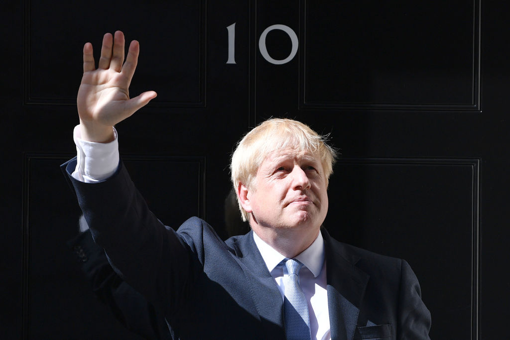 Enough buffoonery, Boris: it's time for you to step up
