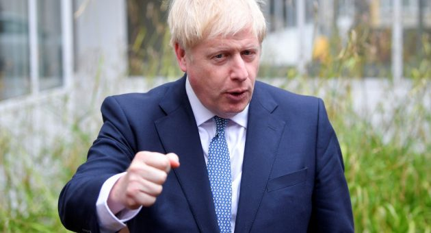 Boris Johnson warns civil servants against 'complacency' over no-deal Brexit