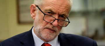 Corbyn leads his troops into a vicious class war
