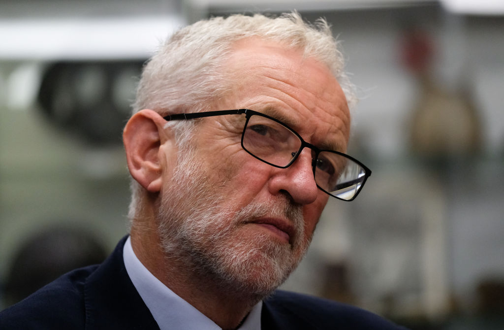 Labour should be riding high, instead they're drowning in scandal and incompetence