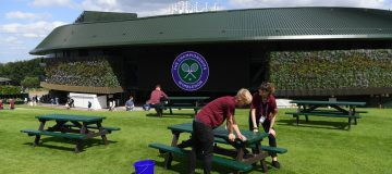 Why Wimbledon winners haven't boosted UK tennis numbers