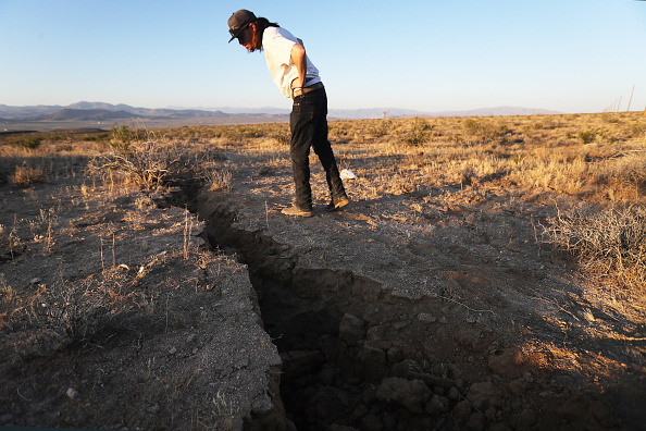 California earthquake: 7.1 magnitude quake hits days after earlier tremor