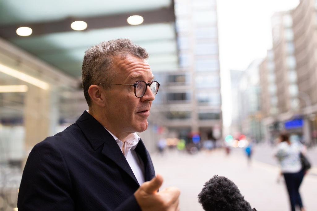 Tom Watson and Sadiq Khan decry Labour 'antisemitism' after Panorama probe