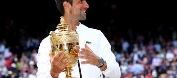 Djokovic outlasts Federer in titanic Wimbledon final