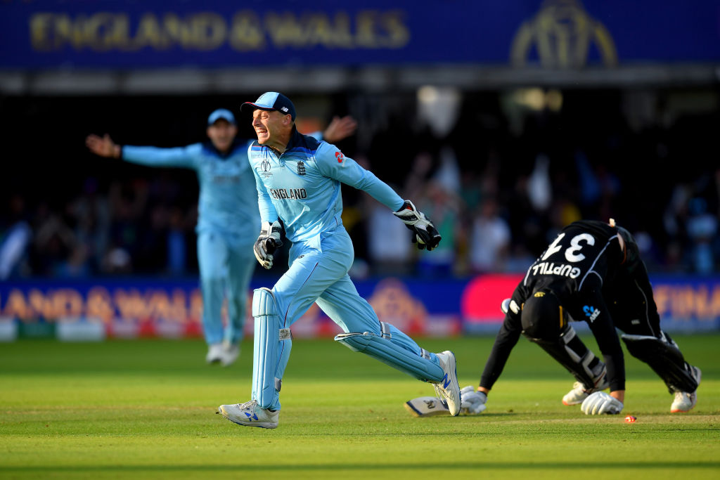 England beat New Zealand by the skin of their teeth in dramatic finale to win the Cricket World Cup