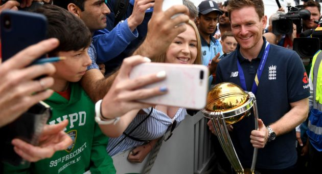 Why England cricket chiefs must use World Cup win to grow the game