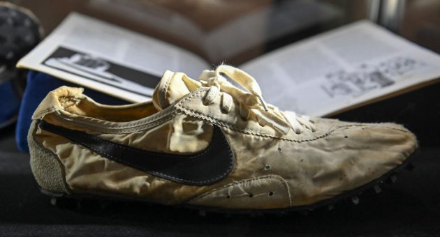 Knot the usual auction: Buyer stumps up $850,000 in rare sneaker sale