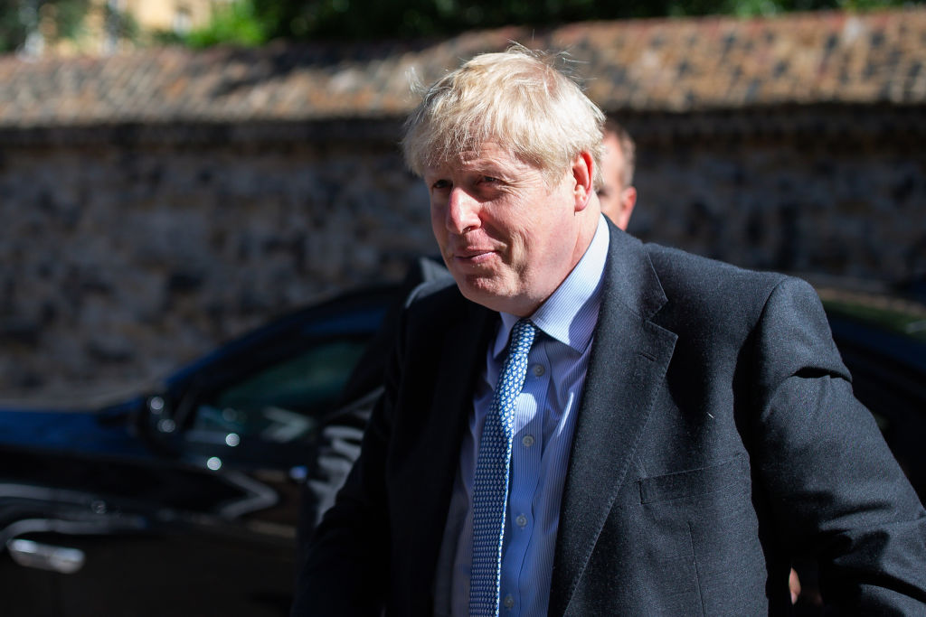 Boris Johnson considering suspending parliament to force through a no-deal Brexit